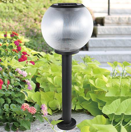 Solar Waterproof IP65 Outdoor Decoration Aluminum Security Economical Garden/Street/Landscape Lighting