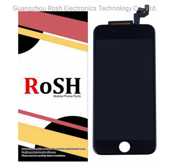 RoSH Factory I6sp Mobile Phones LCD Screen Parts for iPhone 6sp 5.5 Inch Display for iPhone 6s Plus Full View Mobile Phones LCD Screen