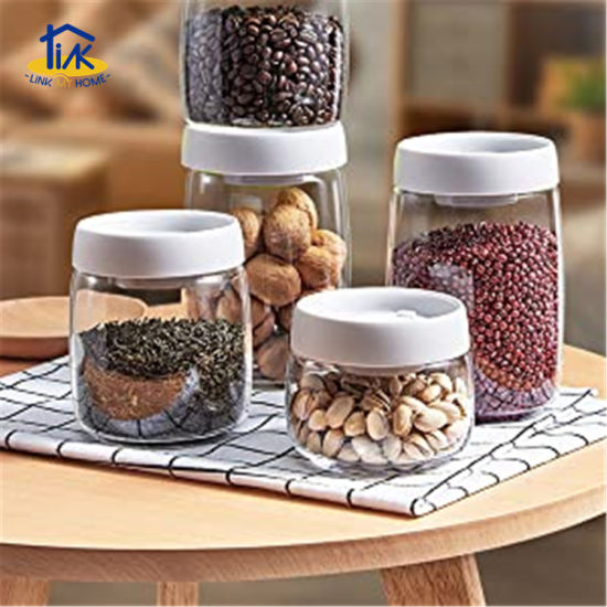 Cnr08002wt Coffee Canister Kitchen, Coffee Storage Containers