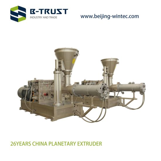 Ht 190 Planetary Extruder with German Spindles