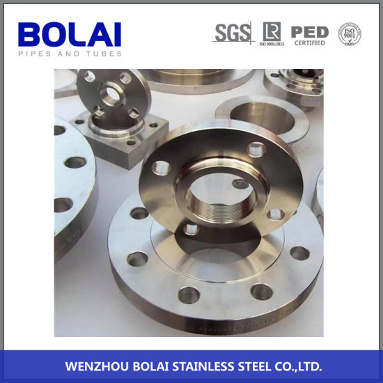 Sch10s Sch20s Reduced Flange for Pipe Fitting