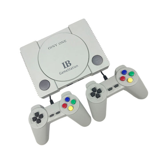 2020 Game Controller 8bit Nes Game Machine Buit-in 600 Games TV Video Game Player 600 with 2 Controllers