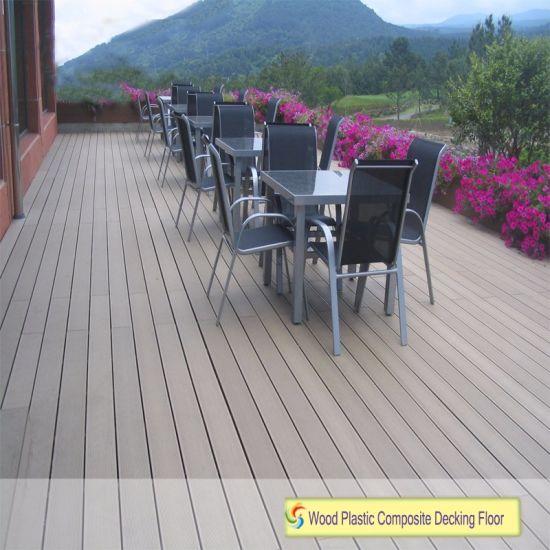 eco friendly diy deck. China Hot Sale Wood Plastic Eco-Friendly WPC Hollow Decking Outdoor Flooring Eco Friendly Diy Deck