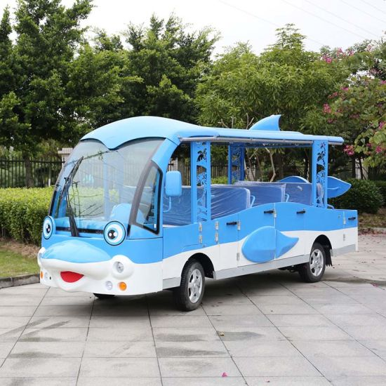 Factory Price Offer Hot Sale 14 Passenger Electric Vehicle (DN-14) pictures & photos