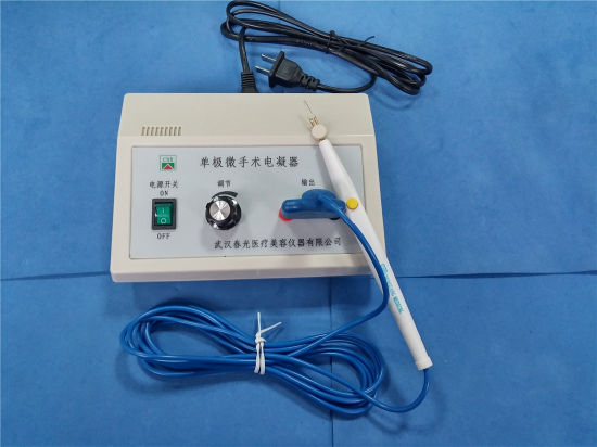 Hemostatic Equipment Monopolar Electrocoagulator for Stopping Bleeding pictures & photos