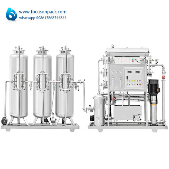 Pure Water Reverse Osmosis Water System