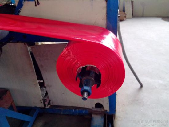 14 Inch PVC Layflat Hose for Water Pumps pictures & photos