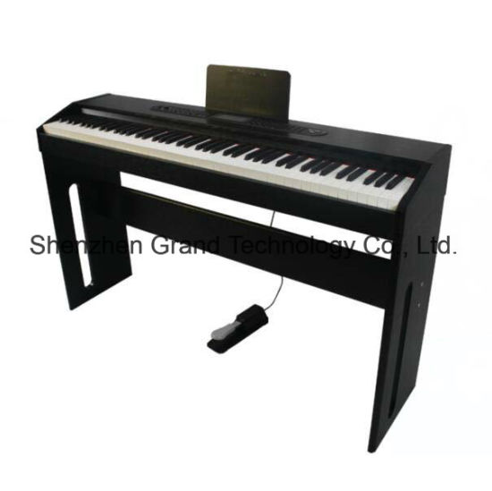 Classic 88 Electric Piano / Digital Piano Keyboard (GD-8815B) pictures & photos