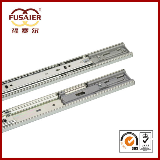 45mm Soft-Closing Bayonet Drawer Runners pictures & photos