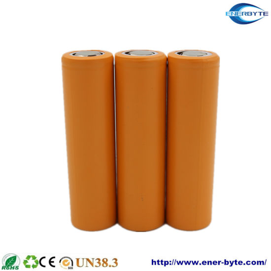 High Discharge Rate 8c Lithium Battery Cell 3.7V 2500mAh