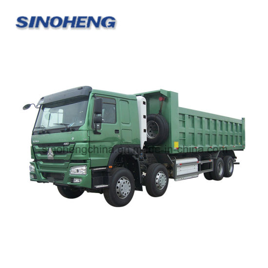 Sinotruk Price for HOWO 8*4 Dump Truck