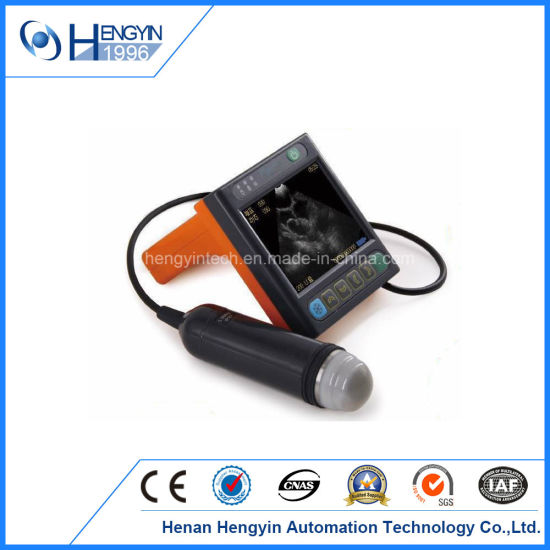 China Portable Handheld Ultrasound Machine Vet/Humen Sonography Machine Cost pictures & photos