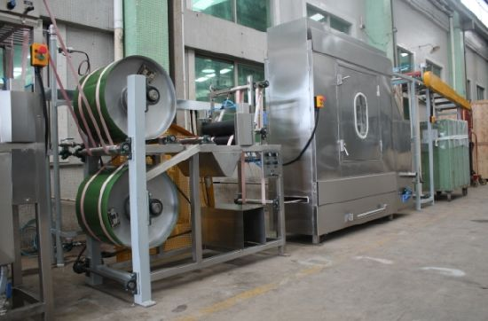 600mm Pets Webbings Continuous Dyeing Machine Kw-800-Cw600 pictures & photos