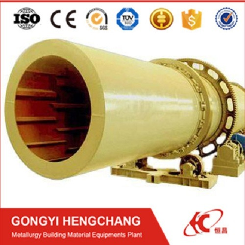 ISO&Ce Certificate Small Mineral Powder Coal Sludge Rotary Dryer pictures & photos