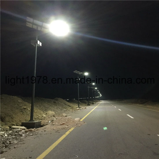 Popular Design in Africa 30W to 100W Solar LED Light pictures & photos