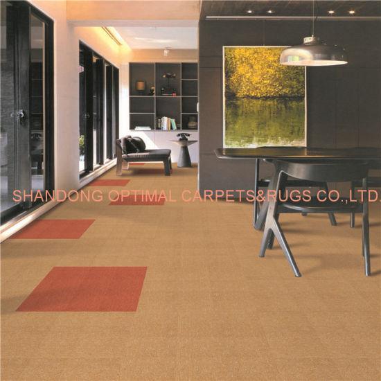 100% Nylon Workplace Office Carpet Tiles