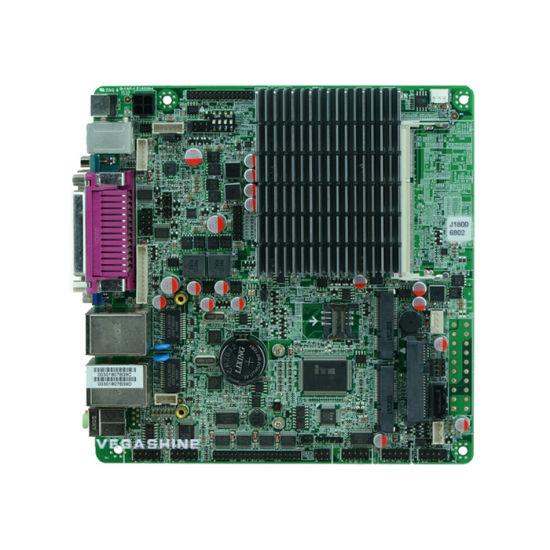 China Intel J1800 Bay Trail 2 LAN Fanless Mini Itx