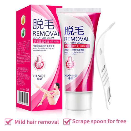 China Painless Depilatory Cream Legs Depilation Cream Hair Removal