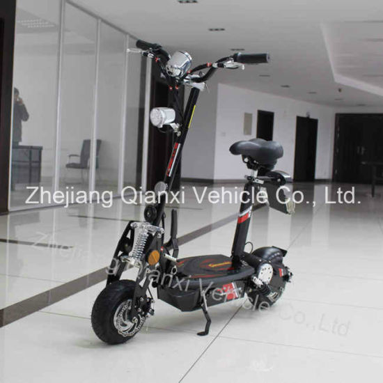 Large Power Two Wheel Electric Scooters for Adult (QX-2001) pictures & photos