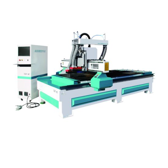 China 1325 Cnc Router With 12 16 20 Tools And Atc Tools