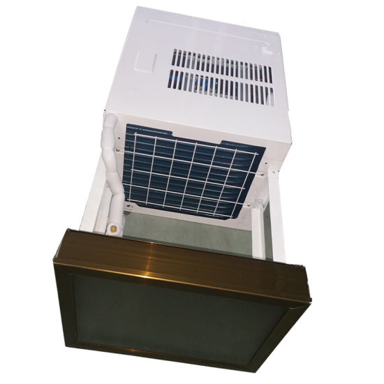 Professional Hybrid Solar Powerd Confortable Window Air Conditioner pictures & photos