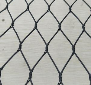 Interwoven/Hand Woven/Knotted Stainless Steel Wire Rope/Cable Mesh