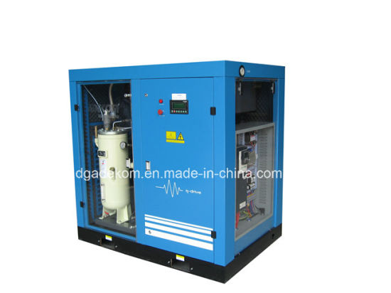 Rotary Industry Energy Saving Electric Inverter Air Compressor (KC30-08INV) pictures & photos