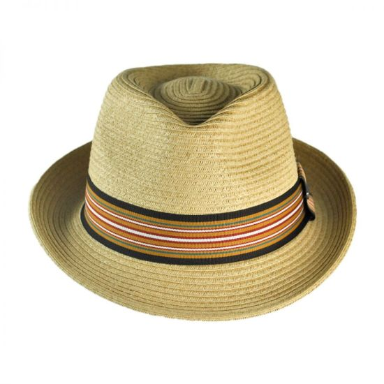 Woven Sunhat Hand Weaving Straw Beach Hat Natural Color Unisex High Strength Straw Hat