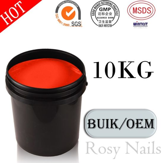 China Bulk Wholesale Beauty Supplies 10kg UV Gel Polish - China Nail ...