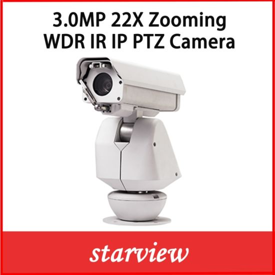 3.0MP 22X WDR IP Outdoor CCTV Security PTZ Camera pictures & photos