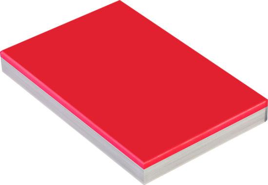 Waterproof High Gloss Red Grey Dark Brown White 4X8 MDF Melamine Board Colors (LCT3010)