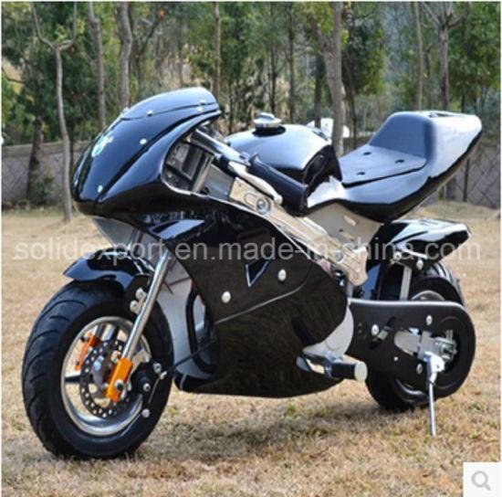 New 49cc 2-Stroke Pocket Bike Motorcycles for Kids