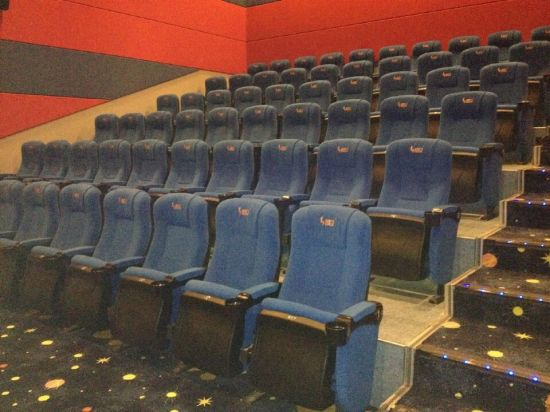 Hongji Rocking Back 3D Cinema Movie Chair pictures & photos