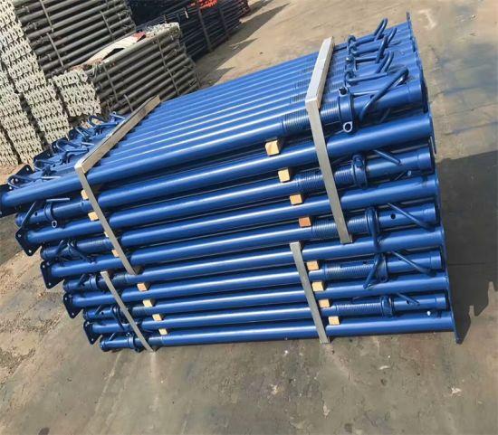 Scaffolding Steel Props Construction Used Steel Props