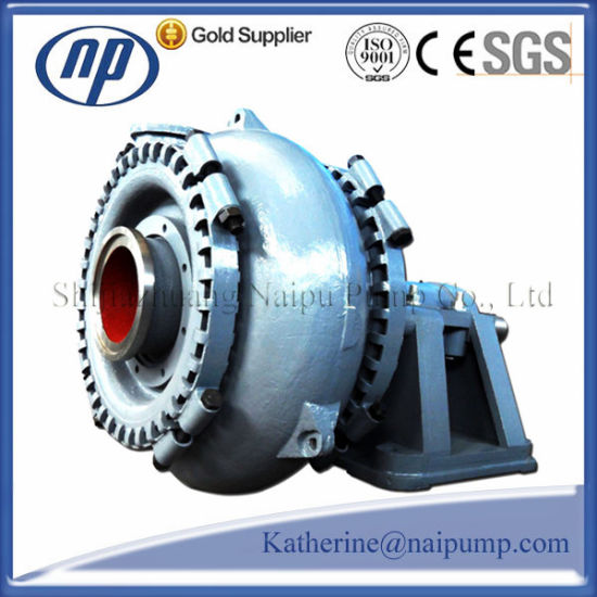 China Sand Suction Dredge Pump for River (12/10 ST-G