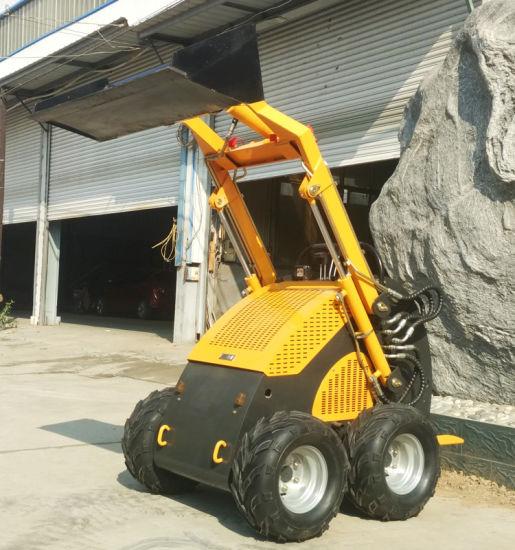 China Small Farm Equipment Mini Multi-Purpose Machine Skid