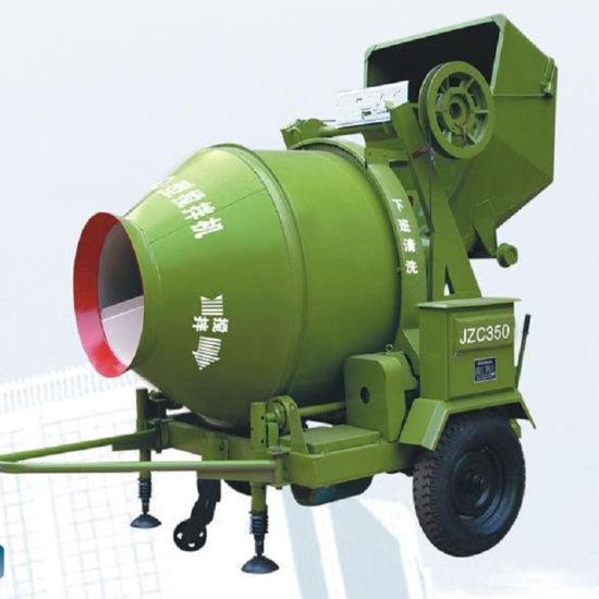 Jzc350 Construction Small Type Concrete Cement Mixer Machine