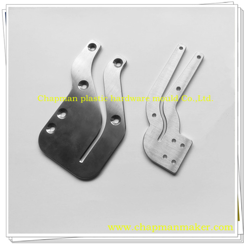 Stainless Steel Milling CNC Machining Parts for Mechanical Equipment Panel. pictures & photos