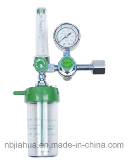 Hot Sale 10L 15lmedical Oxygen Regulator (Cylinder Use)