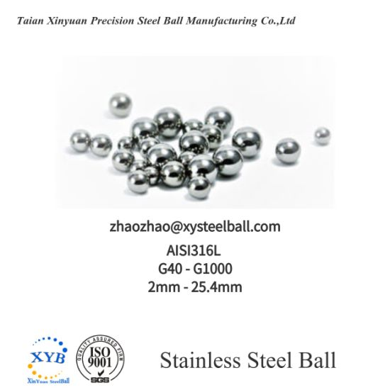 Magnetic Cube Stainless Steel Balls with Surface Polished for Precision Bearing Balls pictures & photos