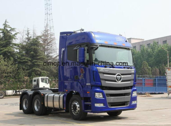 Foton Auman Gtl 6X4 Tractor Truck/Tractor Head pictures & photos