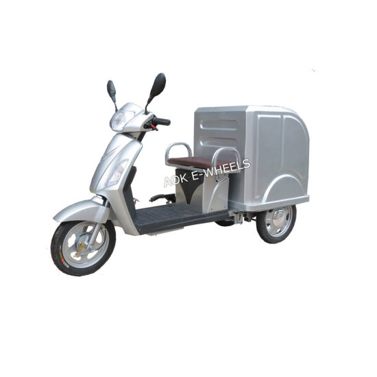 500W/800W Electric Mobility Scooter, Electric Bike/Bicycle, Electric Cleaning Tricycle