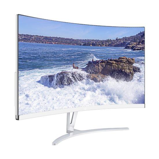 24 Inch LCD Desktop Computer PC Monitor Full HD 24