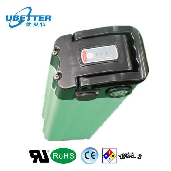 48V 16ah Rechargeable Scooter Battery Pack