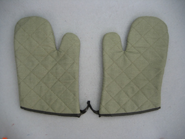 Heat Resistance Micro-Wave Oven Work Glove pictures & photos