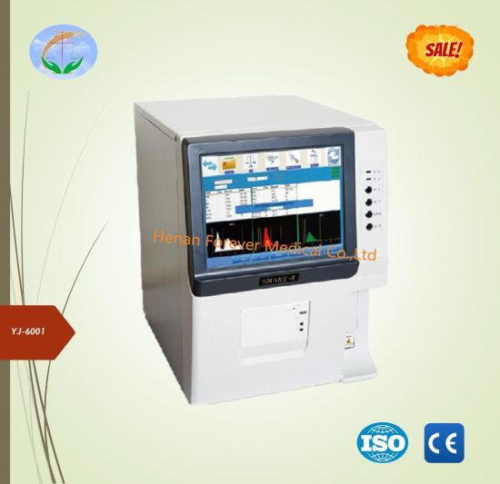Cbc Analyzer Full Hematology Analyzer 3 Diff Analyzer pictures & photos