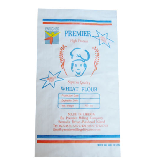 China 100 Virgin Polypropylene Bags For Flour Aginomoto Charcoal