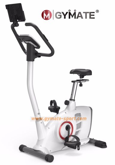 Marcy Stationary Upright Home Use Magnetic Ergometer Spinning Exercise Bike  Bicycle