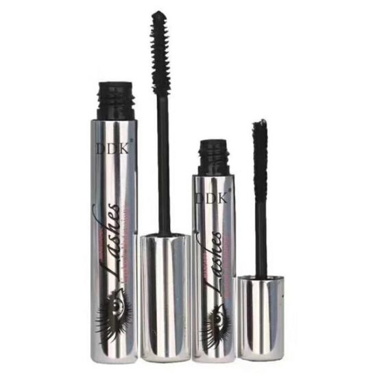 10b2aa7ebe4 Makeup Mascara Eyelash DDK Magic 4D Silk Fiber Extension Volume Express  False Eyelashes Make Up Waterproof Cosmetics Eyes