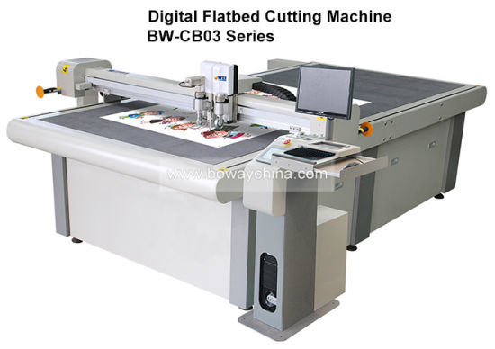 Corrugated Paper Cardboard Grey Plastic Board Cutter Plotter Puncher Punching Machine CNC pictures & photos